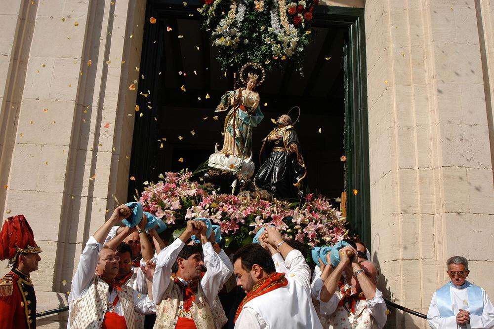 Foto Romería de la Virgen de los Lirios